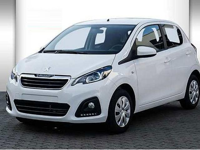 Peugeot 108 Active Klima 5-Türer Aktion **sofort verfügbar**