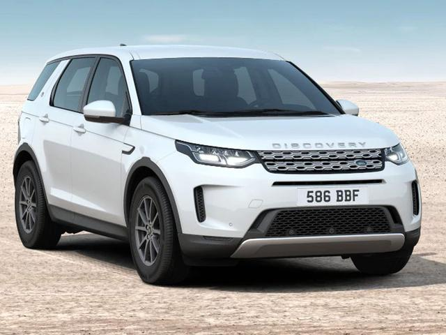 Land Rover Discovery Sport - D165 FWD 2.0 Liter 4-Zylinder-Turbodiesel 120kW (163PS)