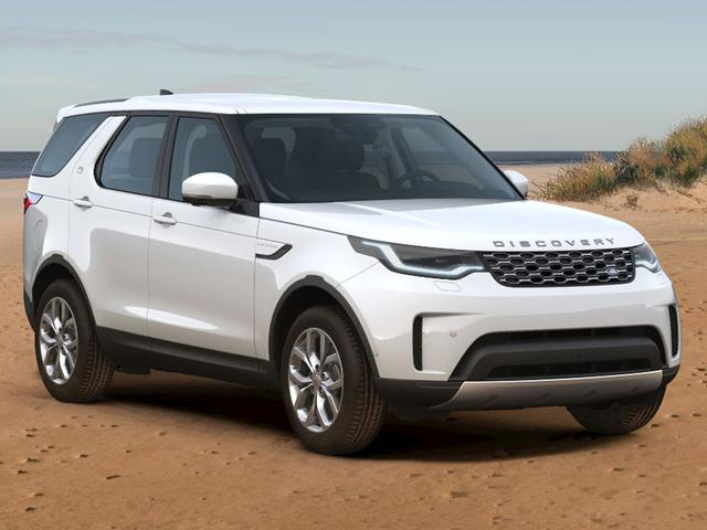 Land Rover Discovery - D250 AWD 3.0 Liter 6-Zylinder MHEV Turbodiesel 183 kW (249 PS)