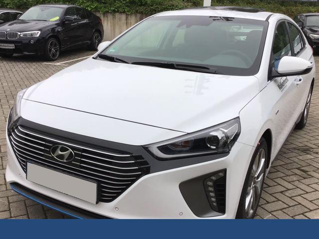 Hyundai IONIQ - Premium Hybrid Navi Rückfahrkamera Xenon Sitzbelüftung