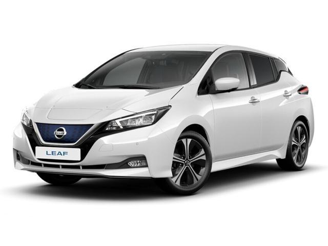 Nissan Leaf - N-CONNECTA Winterpaket Einparkhilfe Navigation