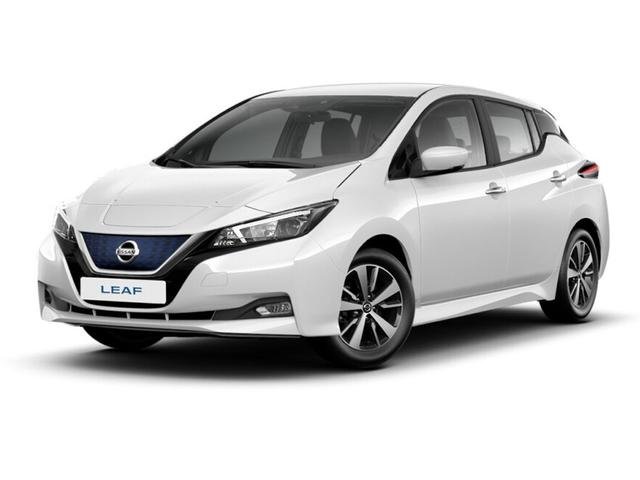 Nissan Leaf - ZE1 MY19 150PS Winterpaket Sitzheizung Navigation