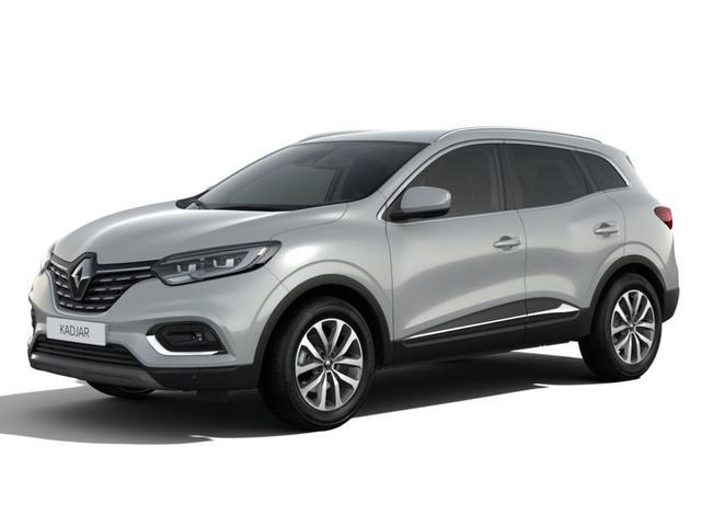 Renault Kadjar - Intens TCe 140 EDC GPF  Automatik   LED   Einparkhilfe   Navigation