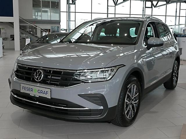 Volkswagen Tiguan - R-Line 2,0 l TDI SCR 4MOTION ACC AHK Pano