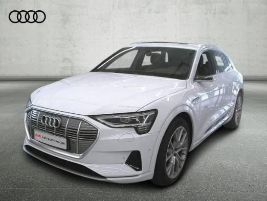 Audi e-tron - advanced 50 quattro AHK PANO MASSAGE
