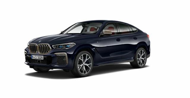 BMW X6 - M50dA Innovation Navi.HUD.Komfsz.Gestik.Keyl.