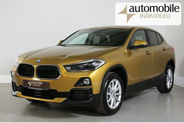 BMW X2 xDrive18d Advantage LED AHK Navi