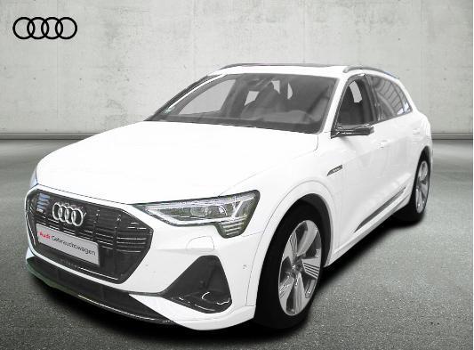 Audi e-tron - Sportback S line 50 quattro S-SITZE PANO B&O AHK