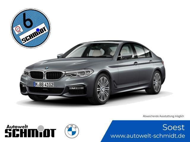 BMW 5er - 540i xDrive M Sportpaket 2J-EuroPlus-GARANTIE
