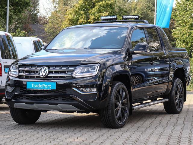 Volkswagen Amarok DC Aventura Diff Sperre 20 Zoll Felgen Navi