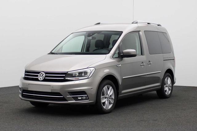 Volkswagen Caddy - Highline TSI BiXenon Navi ACC WZH Bluetooth