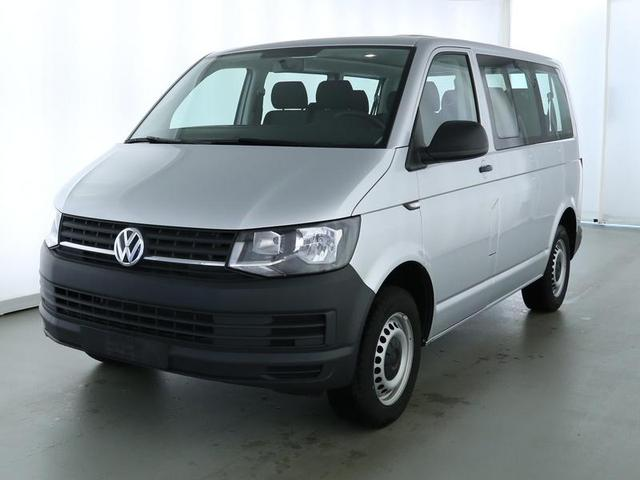 Volkswagen Transporter - Kombi T6 TDI KR Klima 9 Sitzer Einparkhilfe