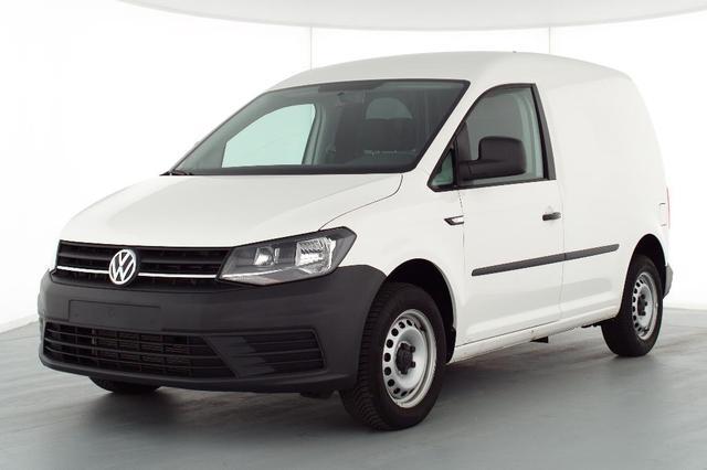 Volkswagen Caddy Kastenwagen - Kasten TDI Klima Heckflügeltüren PDC ZV