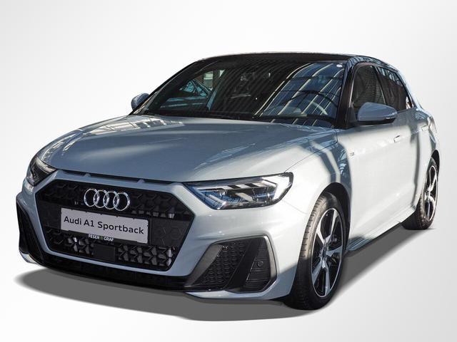 Audi A1 - Sportback S line 35 TFSI tronic LED Alu-17`