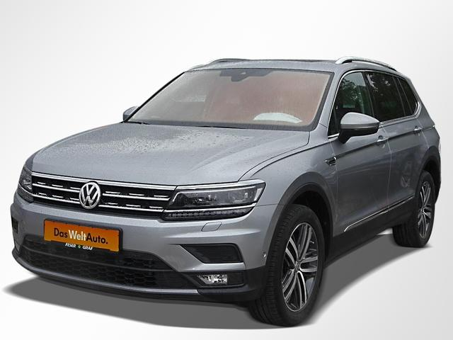 Volkswagen Tiguan - Comfort 2.0 TDI Navi SD AHK LED Kamera St