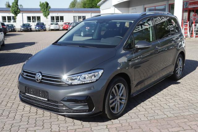 Volkswagen Touran - 1.5 TSI 150 R-Line Nav LED 7-S PDC SHZ