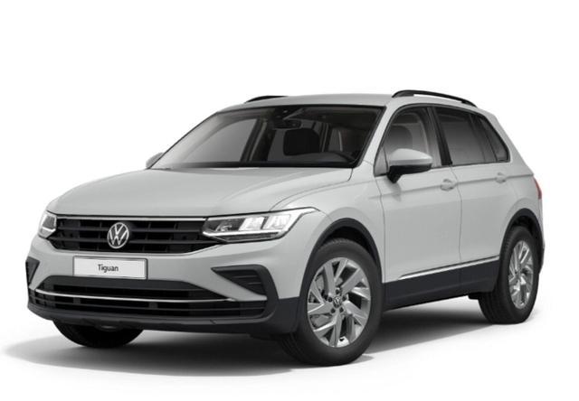 Volkswagen Tiguan - 2.0 TDI 150 DSG 4M Life LED Nav PDC