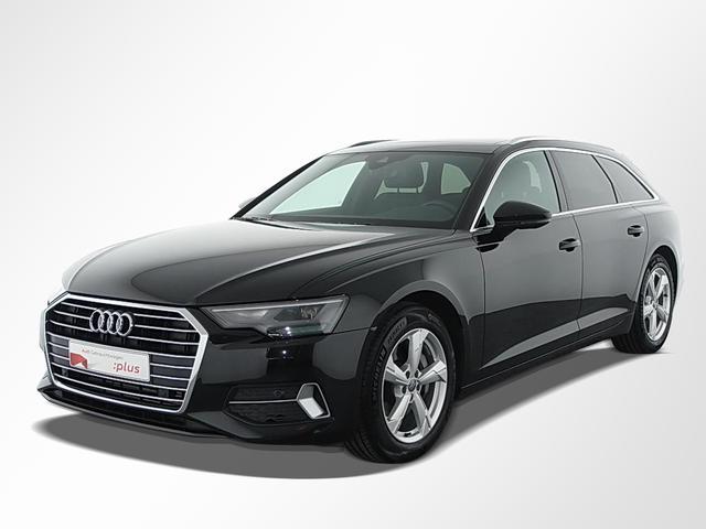 Audi A6 - Avant Sport 50TDI Leder/Pano/AHK/Dämpferr/18