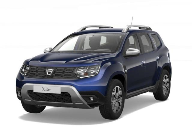 Dacia Duster - Comfort TCe 100 2WD Kam SHZ PDC