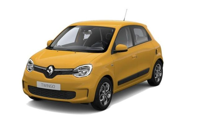 Renault Twingo - LIMITED SCe 75 Start & Stop PDC