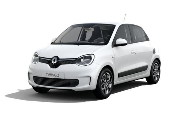 Renault Twingo - LIMITED SCe 65 Start & Stop SHZ PDC