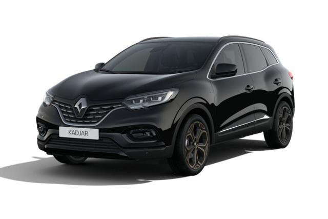 Renault Kadjar - Black Edition TCe 160 EDC GPF ParkAssist