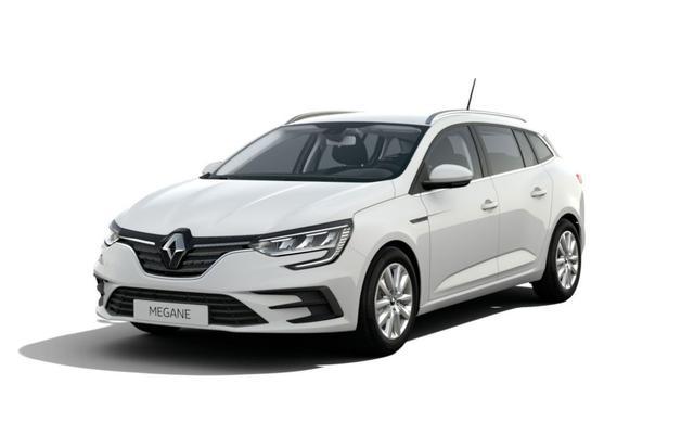 Renault Megane - Grandtour ZEN TCe 140 GPF Modell 2020