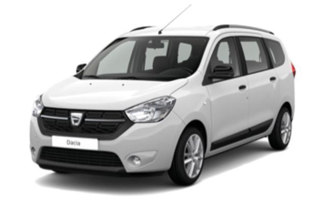 Dacia Lodgy - Comfort TCe 130 GPF 7-Sitzer