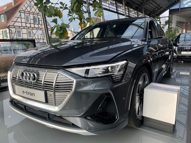 Audi e-tron - Sportback 55 Quattro S-Line HeadUp Navi