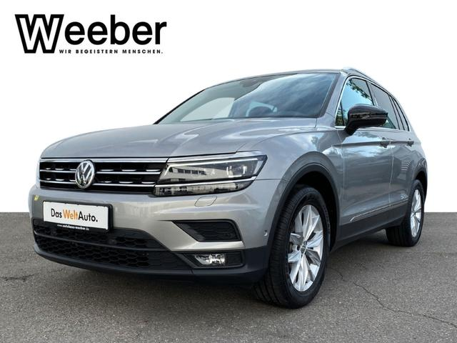 Volkswagen Tiguan - 1.5 TSI DSG IQ.DRIVE HeadUp AHK Navi