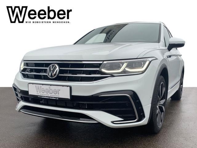 Volkswagen Tiguan - 2.0 TDI 4Motion DSG R-Line AHK Navi LED