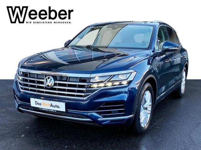 Volkswagen Touareg - 3.0 TDI V6 4Motion tiptronic Elegance NP