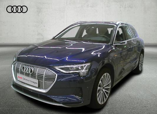 Audi e-tron - 50 quattro advanced AHK PANO B&O HEADUP