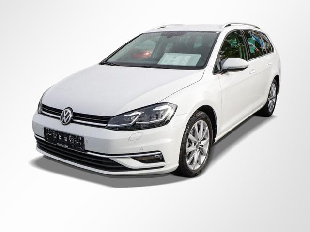 Volkswagen Golf - 1.5 TSI Highline Variant DSG LED ACC Navi
