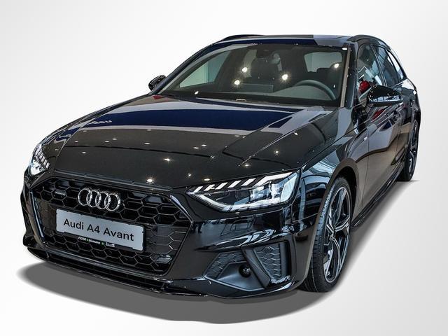 Audi A4 - Avant S line 40 TDI quattro AHK B&O Pano