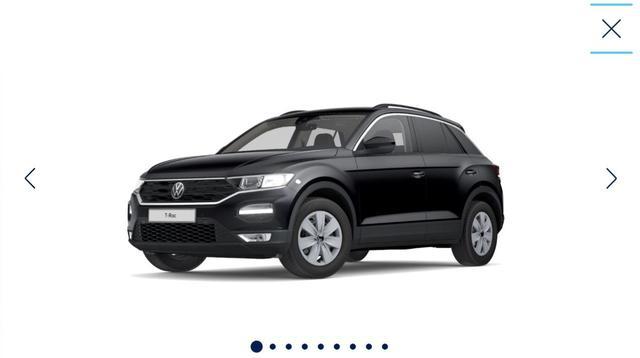 Volkswagen T-Roc - 1.0 TSI OPF Navi PDC LM Tempo Klima