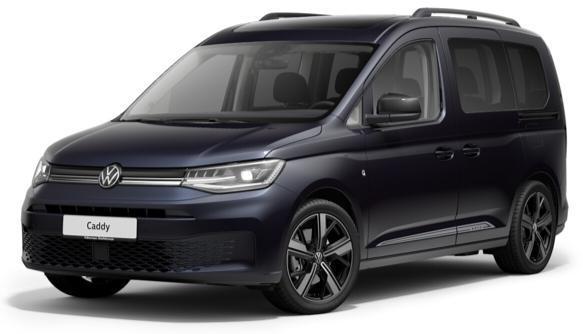 Volkswagen Caddy - Move 2.0l TDI Navi/Plus-Paket/DAB