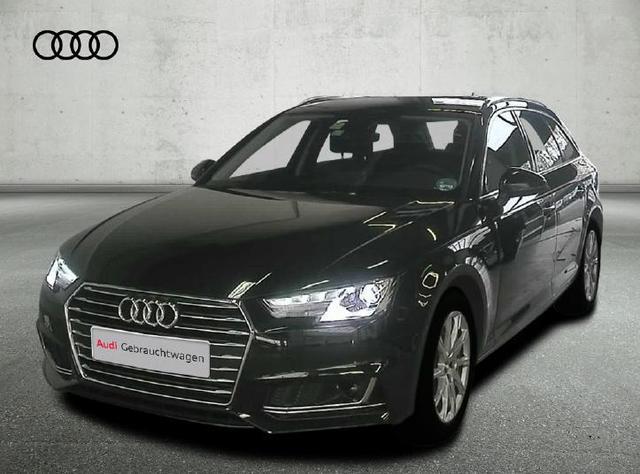 Audi A4 - Av. Design 40TFSI ACC/AHK/Standh/DAB/17 Zoll