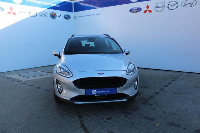 Ford Fiesta - 1.5 TDCi S&S ACTIVE X