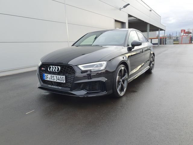 Audi RS3 - RS 3 Limousine 2.5 TFSI quattro (EURO 6d-TEMP)