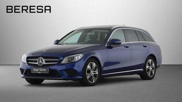 Mercedes-Benz C-Klasse - C 300 T Avantgarde Fahrassist. Pano.-Dach 360°