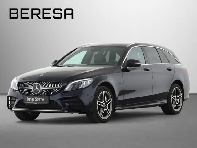 Mercedes-Benz C-Klasse - C 300 e T AMG HUD Comand Fahrassist. 360° LED