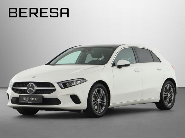Mercedes-Benz A-Klasse - A 200 Progressive Pano-Dach LED Kamera PDC MBUX