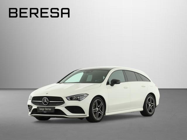 Mercedes-Benz CLA Shooting Brake - 220 SB AMG Fahrassist. Pano.-Dach Night LED