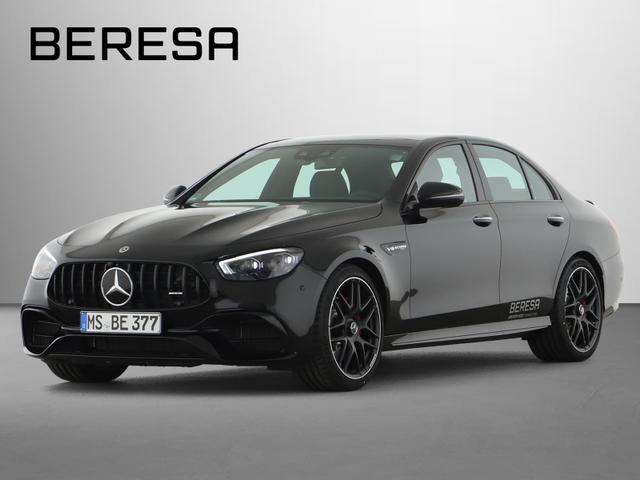 Mercedes-Benz E-Klasse - E 63 S 4M Sitzklima Designo Drivers P. HUD