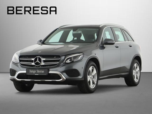 Mercedes-Benz GLC - 250 4M Exclusive Pano.-Dach LED AHK Kamera
