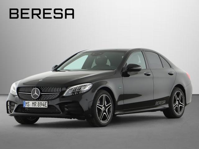 Mercedes-Benz C-Klasse - C 300 de AMG Fahrassist. Night LED Kamera Navi