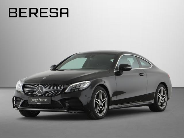 Mercedes-Benz C-Klasse - C 200 AMG HUD Comand Distronic Spur-P. LED