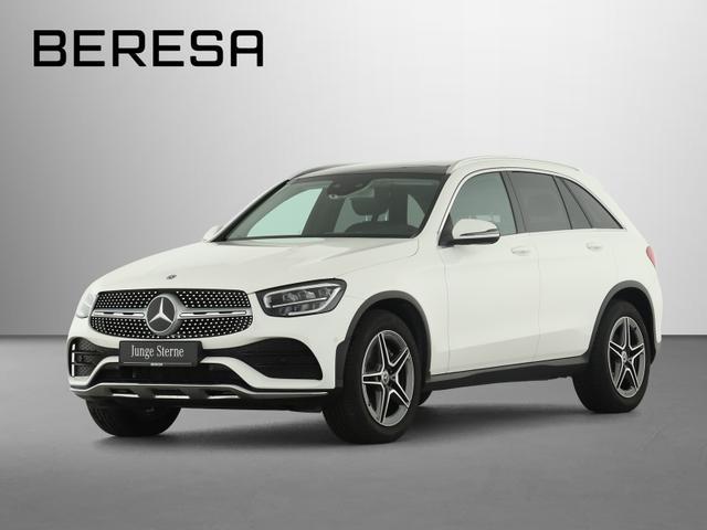 Mercedes-Benz GLC - 300 4M AMG Burmester Fahrassist. Pano.-Dach