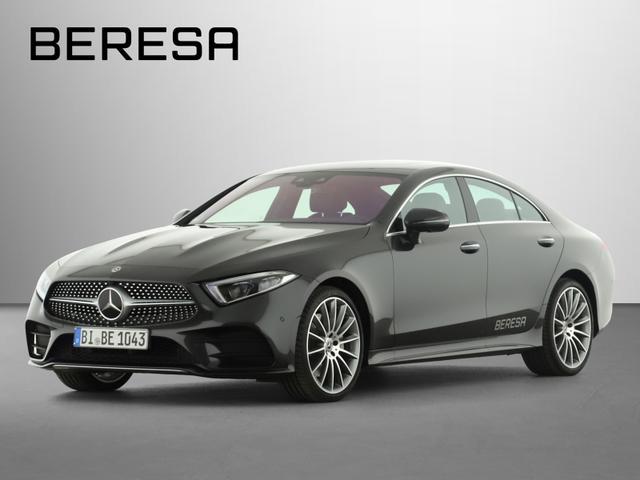 Mercedes-Benz CLS-Klasse - CLS 450 4M AMG Sitzklima HUD Burmester Comand